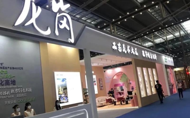 科伦特助力深圳工艺美术博览会,LED真一体机展现惊艳裸眼3D场景