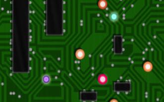 微机综合设计的PCB原理图免费下载