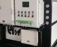 防爆冷水机的选用原则、故障原因及解决方案
