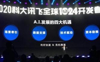 未来人工智能发展将有四大机遇