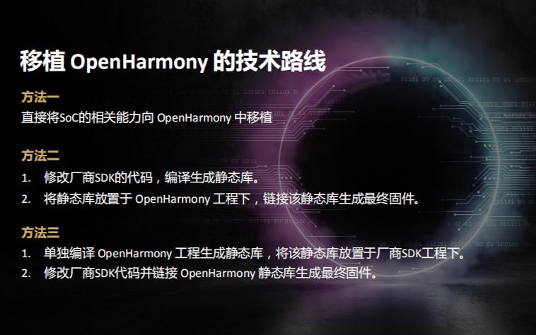 梁克雷老师为 OpenHarmony 移植MCU芯片