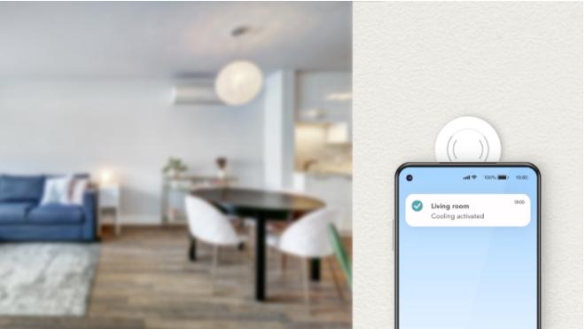 恩智浦助力全新小米碰碰贴2.0,实现智能家居的无缝连接