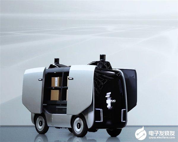 阿里物流机器人小蛮驴上岗 浙大全球首个纯机器人送货高校