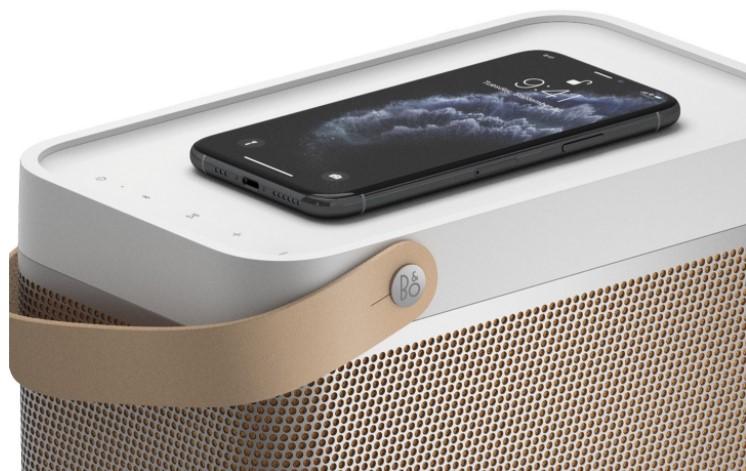 B&O推出Beolit 20 qy88千赢国际娱乐蓝牙音箱:新增无线充电功能