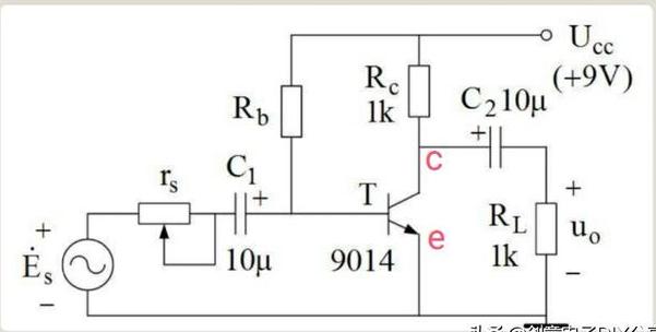放大电路中直流电源的作用是什么