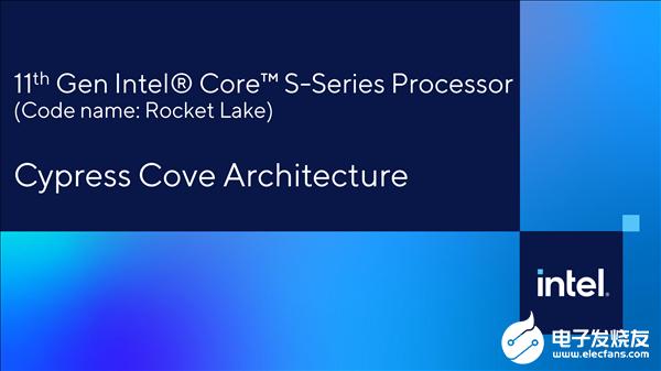 Intel提前解密11代桌面酷睿:除了14nm全變了