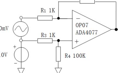 1%误差的电阻对共模抑制比产生的影响有多大