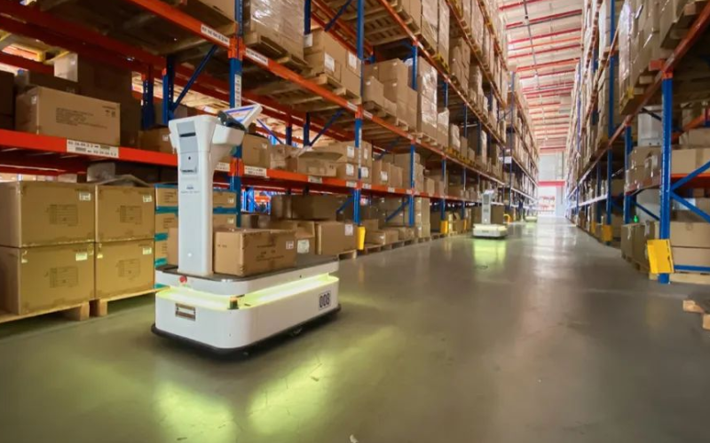 灵动科技将携全系列自动驾驶机器人亮相CeMAT ...
