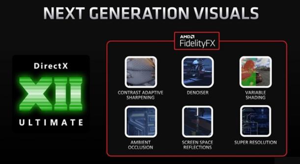 AMD RX6000发布杀手锏技术,开放跨平台
