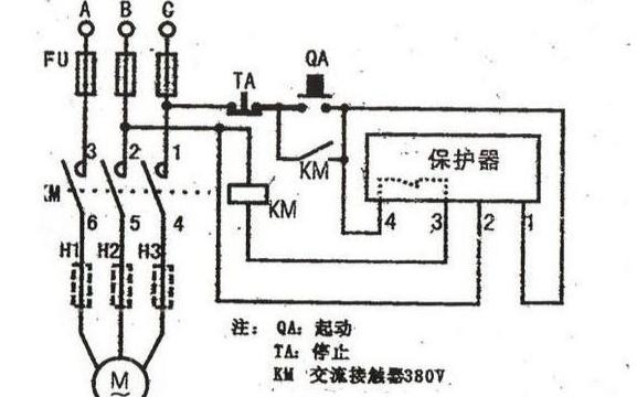 什么是電機過載?電機過載保護電路的簡介