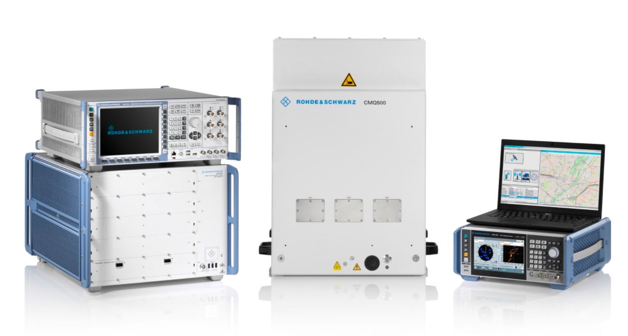 罗德与施瓦茨通过A-GPS和5G NR毫米波性能测试推动5G位置服务(LBS)的发展