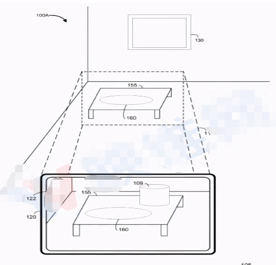 蘋果新專利申請,頭戴式VR設備和AR眼鏡SR內容介紹