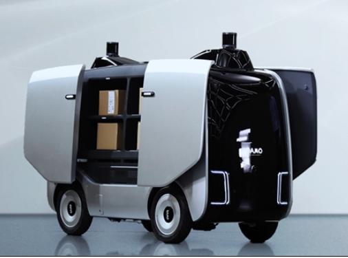 备战双十一,浙江大学成为全球首个纯机器人送货的高校