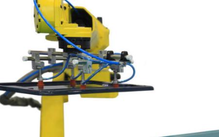 码桶机器人立柱式、坐标式以及码垛机器人的区别