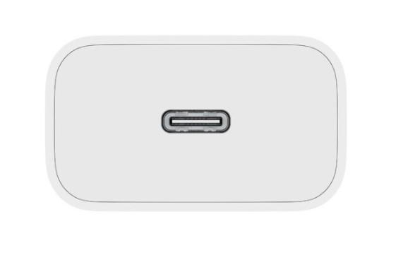 小米上架 Type-C 充電器快充版 20W,適配蘋果手機