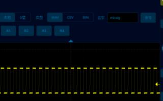 如何完整导出和导出示波器的信号数据