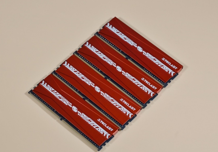 长鑫原厂DRAM颗粒的台电腾龙G40内存详细测评方案