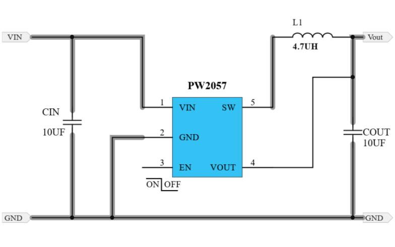 3.3V转1.2V的降压芯片的选型和方案说明