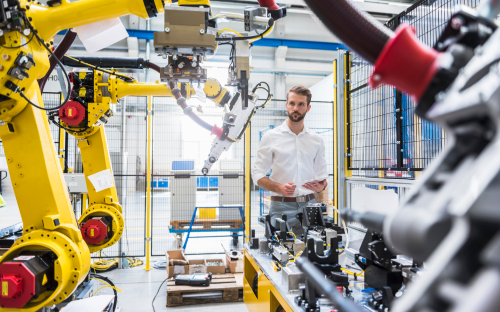 國產工業機器人廠商開始崛起,替代進程加速