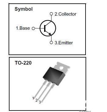 功率元件13009与13005两个型号能否代换
