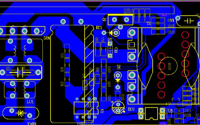 120W(12V10A)同步整流开关电源