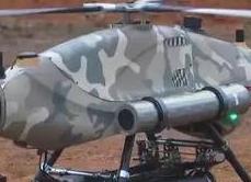 """全球首款防務型無人直升機""""河豚""""A3,我國無人機中的新生力量"""