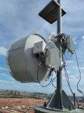 呼和浩特聯通聯合華為完成5G微波IBT天線外場全球首次測試
