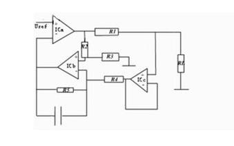 数控直流电流源的PCB原理图免费下载