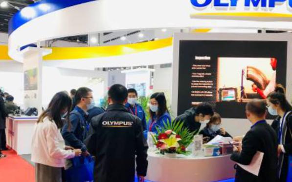 奧林巴斯參展2020 Q.C.China,助力工業發展護航國計民生