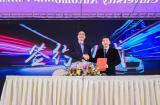 """中科创达与重庆大学战略合作签约仪式在""""重庆大学2020汽车文化节""""举行"""