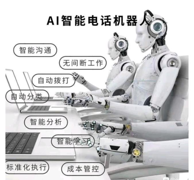 電話機器人的價格收費模式
