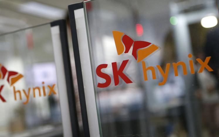 華為助攻 SK海力士營業利潤增長175%