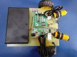 基于STM32单片机的寻迹避障车设计