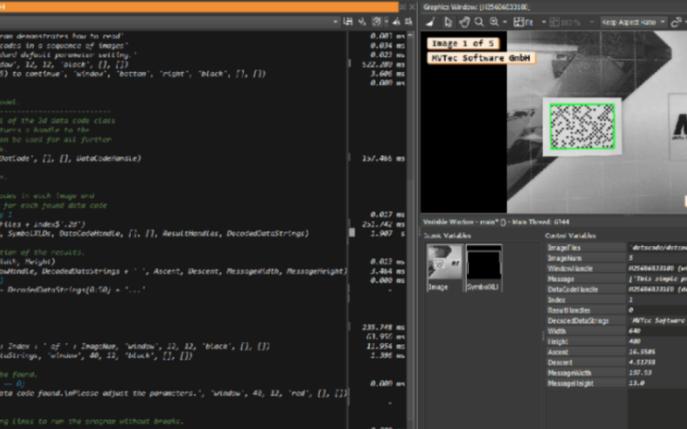 机器视觉软件HALCON 20.11新特性