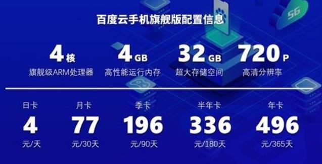 """颜兮论坛怎么注册""""百度云手机""""旗舰版正式发布77元月-奇享网"""
