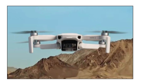 大疆正式發布新一代航拍小飛機mini 2
