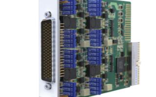 PXI 41-765系列模擬輸出/電流環仿真模塊...