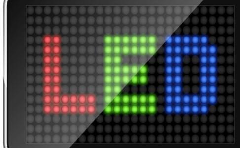 新基建帶動LED屏市場需求增長