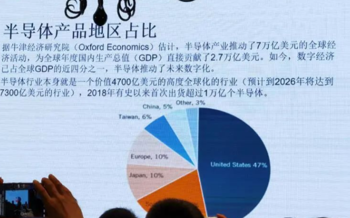 半导体技术转型浪潮加速,中国厂商正加入其中
