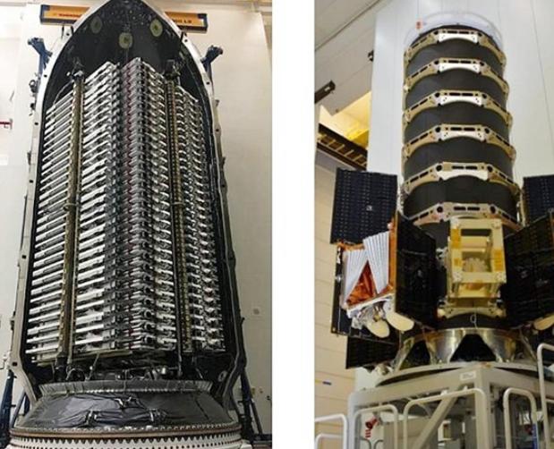 SpaceX发射4.2万颗星链卫星,网速超美国9...