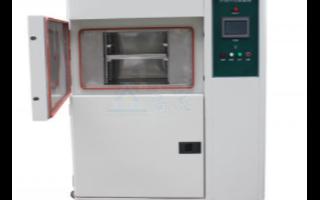 利用冷热冲击试验箱测试极速转换的温度差