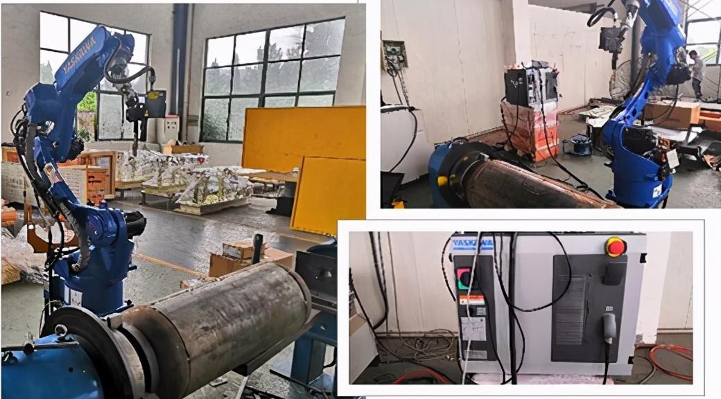一文介紹主流的機器人焊接過程