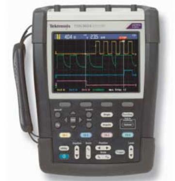泰克THS3000系列手持示波器的应用功能及范围