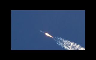 中國成功發射一箭十三星