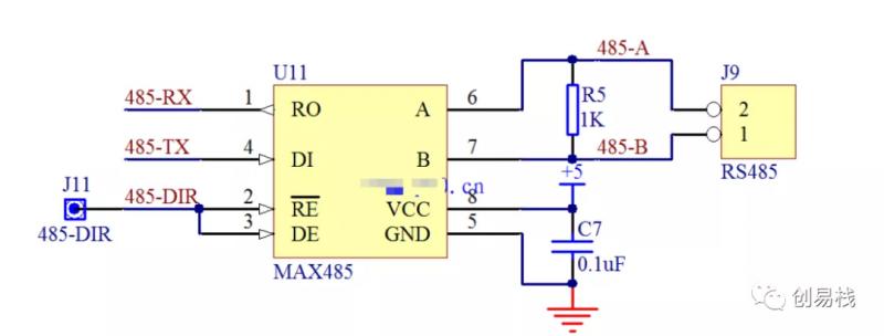 关于5种RS485自动切换方向方案对比