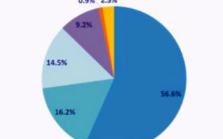 华为在国内5G手机市场已取得绝对优势的市场份额