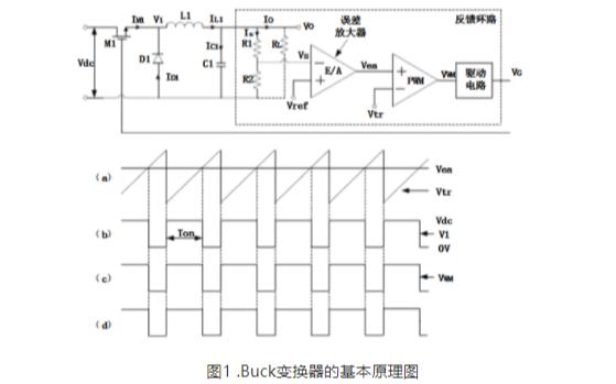 buck变换器的工作原理和降压原理等资料详细概述