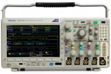 泰克MDO3014混合域示波器的性能特点及应用