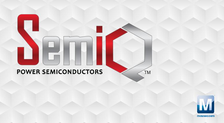 贸泽电子与SemiQ签署全球分销协议  分销碳化...