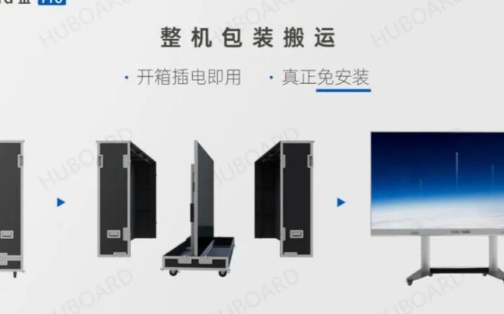 X-Board Ⅲ Pro智慧大屏升降一體機震撼上市